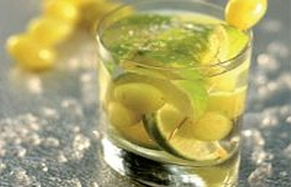 Cocktail mit Tsipouro Evros Sun Ouzoland.de