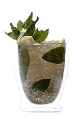 Cocktail Samos Mojito