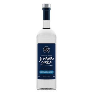 Ouzo Jivaeri Special Collection Katsaros
