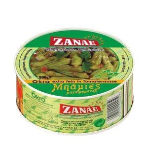 Bamies Okra von ZANAE