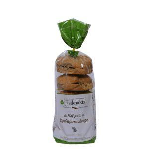 Paximadi Dakos Gerstenzwieback MAXI | Tsiknakis (700 g)