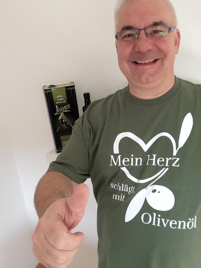 Griechisches Olivenöl - Gesund für Herz und Gefäße